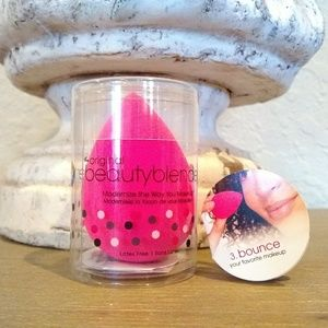 Other - Authentic Original Beauty Blender Pink Full Size